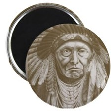 Cute Chief joseph Magnet