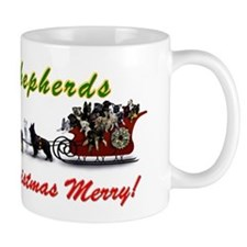 Shiloh Shepherds Make Your Christmas Merry Mug!