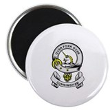 "CUNNINGHAM 2 Coat of Arms 2.25"" Magnet (10 pack)"