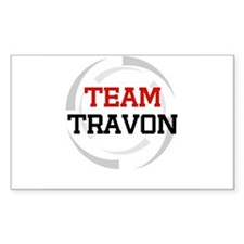 Travon Rectangle Decal