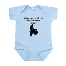 Mommys Little Motocross Racer Body Suit