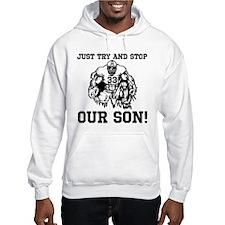 Personalize A Football Mom Or Hoodie Sweatshirt