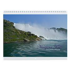Niagara Falls 2012-2014 Wall Calendar