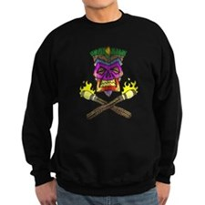 Tiki Pirate I -Col Sweatshirt