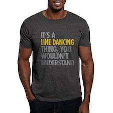 Line Dancing Thing T-Shirt