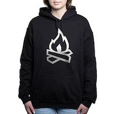 Hunger Games Tomb Raider Women's Hooded Sweatshirt