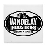 Unique Vandelay Tile Coaster
