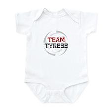 Tyrese Infant Bodysuit