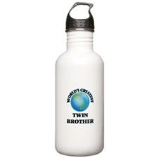 World's Greatest Twin Water Bottle
