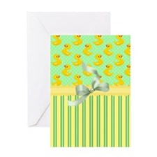 Rubber Ducky's Greeting Cards