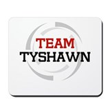 Tyshawn Mousepad