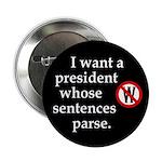 President's Sentences Should Parse Button
