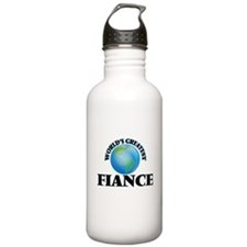 World's Greatest Fianc Water Bottle