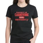 Carnivore U. Women's Dark T-Shirt