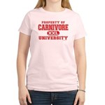 Carnivore U. Women's Light T-Shirt