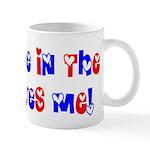 Someone in the USA Loves Me Mug