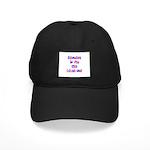 Someone in the USA Loves Me Black Cap