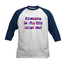 Someone in the USA Loves Me Tee