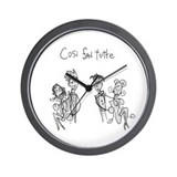 Cosi fan tutte: The Wall Clock
