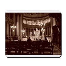 Saint, Madeleine Church, Paris Mousepad