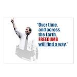 Freedumb Bush Postcards (Package of 8)