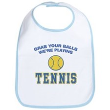 Grab Your Balls Tennis Bib