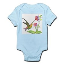Hummingbird Flight Infant Bodysuit
