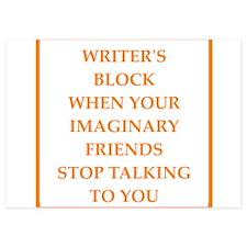 writers block Invitations