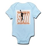 Basketball-Reach for the Sky Onesie