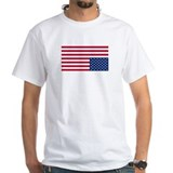 American Flag in Distress Shirt