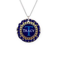 Roman Monogram Necklace