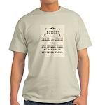 Smokers & Chewers Light T-Shirt