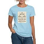 Smokers & Chewers Women's Light T-Shirt