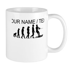 Custom Waterskiing Evolution Mugs