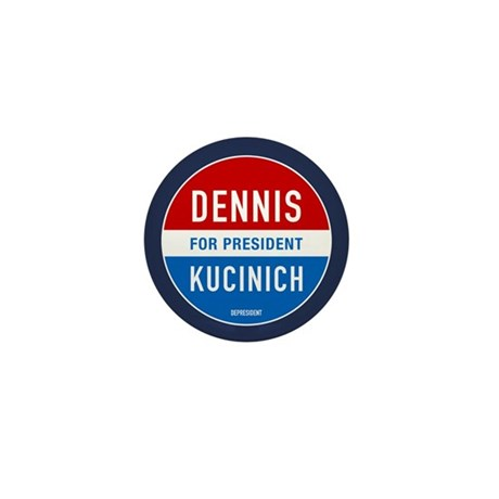 Kucinich for President Mini Button