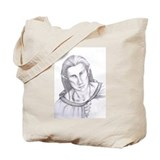 Male Elf Tote Bag