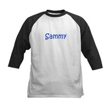 Sammy-kri blue Baseball Jersey