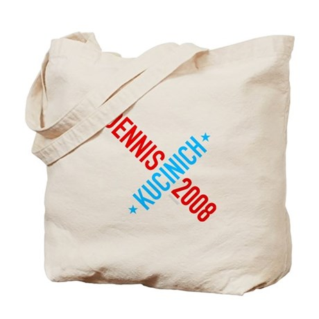 Twisted Kucinich 2008 Tote Bag