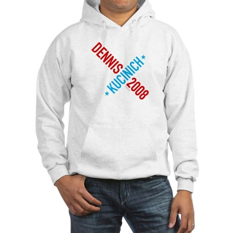 Twisted Kucinich 2008 Hooded Sweatshirt