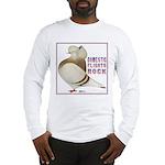 Domestic Flights Rock! Long Sleeve T-Shirt