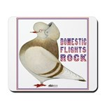 Domestic Flights Rock! Mousepad