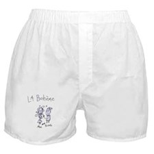 La Boheme: The Mimi & Rodolfo Boxer Shorts