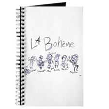La Boheme: The Journal