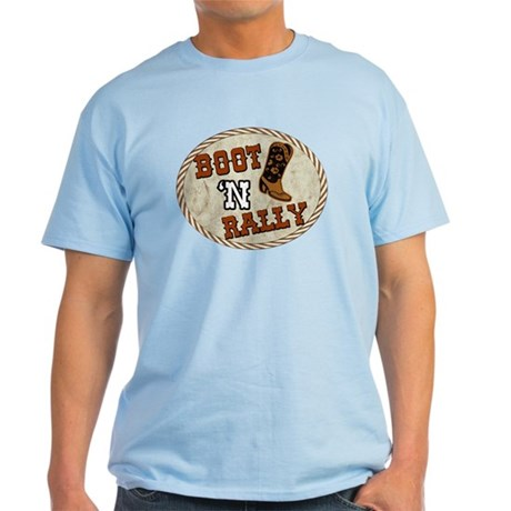 Boot 'N Rally Light T-Shirt