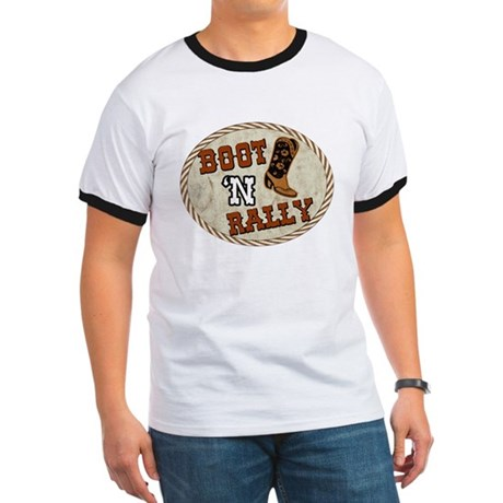 Boot 'N Rally Ringer T