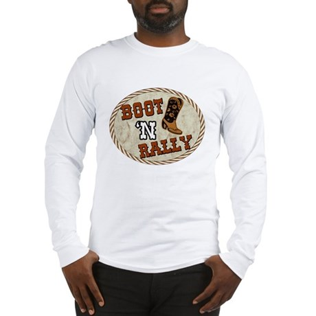 Boot 'N Rally Long Sleeve T-Shirt