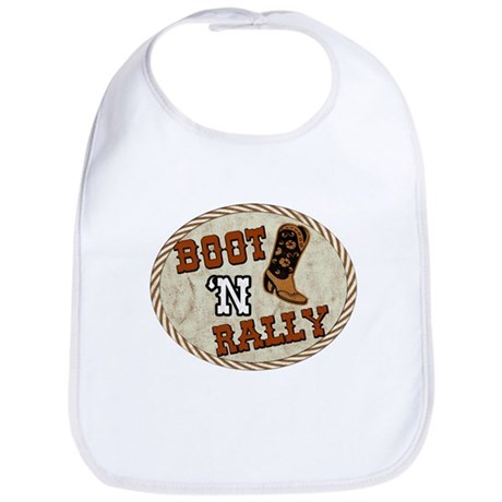 Boot 'N Rally Bib
