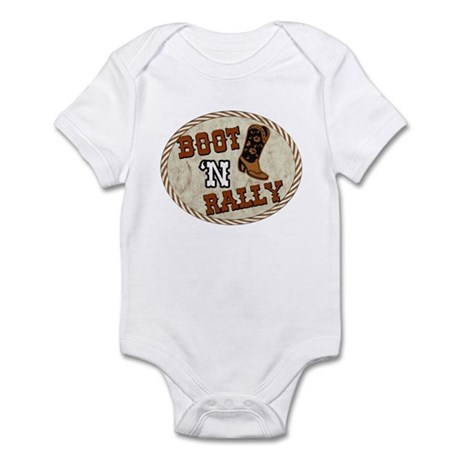 Boot 'N Rally Infant Bodysuit