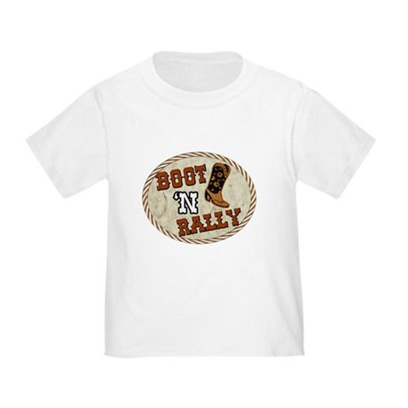 Boot 'N Rally Toddler T-Shirt