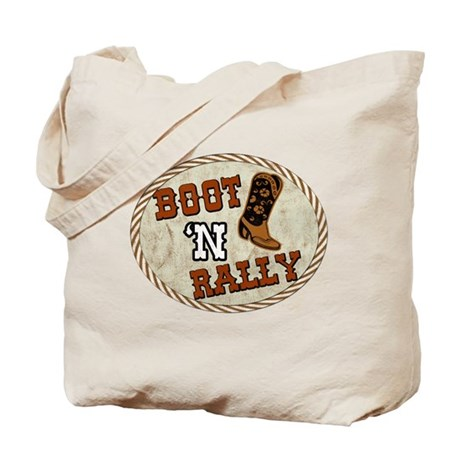 Boot 'N Rally Tote Bag